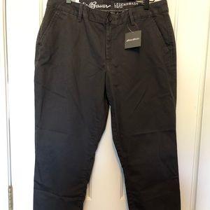 New Eddie Bauer Women Boyfriend Style Pants